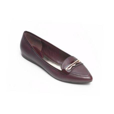 Image for SOLID POINTY TOE FLAT from Tommy Hilfiger USA