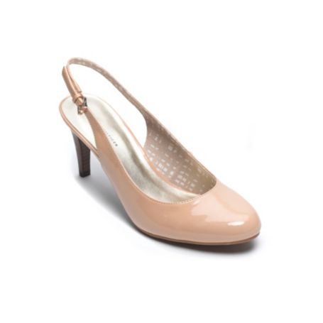 Image for CLASSIC PATENT SLINGBACK PUMP from Tommy Hilfiger USA