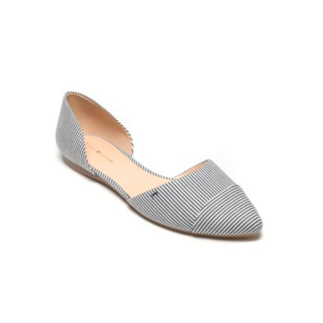 Image for STRIPE POINTY TOE FLAT from Tommy Hilfiger USA