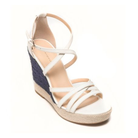 Image for STRAP HAPPY WEDGE from Tommy Hilfiger USA