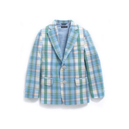 Image for PLAID BLAZER from Tommy Hilfiger USA