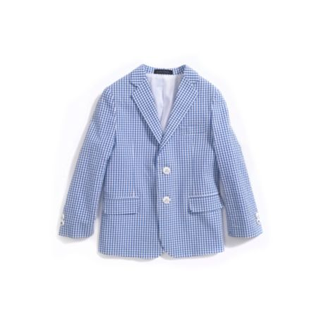 Image for SEERSUCKER BLAZER from Tommy Hilfiger USA