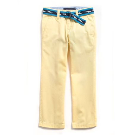 Image for TWILL PANT from Tommy Hilfiger USA
