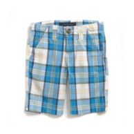 PLAID SHORT $42.50
