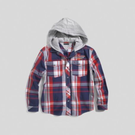 Image for POPLIN SHIRT from Tommy Hilfiger USA