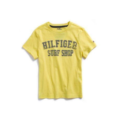 Image for FELIX GRAPHIC TEE from Tommy Hilfiger USA