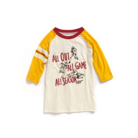 Image for ALL GAME TEE from Tommy Hilfiger USA