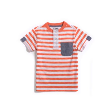 Image for FASHION HENLEY from Tommy Hilfiger USA