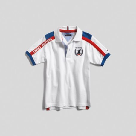 Image for GRAPHIC POLO from Tommy Hilfiger USA