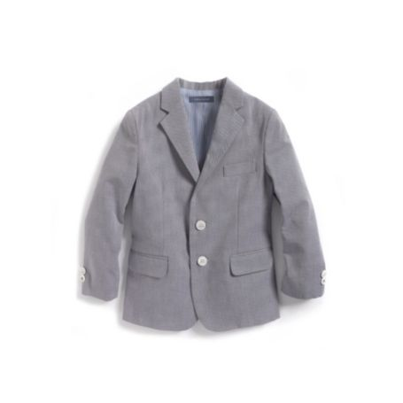 Image for CHAMBRAY BLAZER from Tommy Hilfiger USA