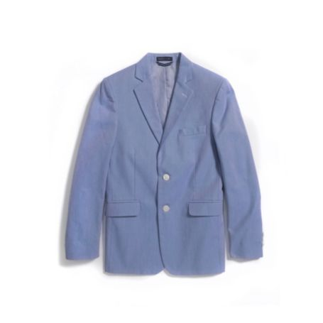 Image for COTTON SUIT JACKET from Tommy Hilfiger USA