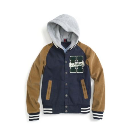 Image for CAMBRIDGE JACKET from Tommy Hilfiger USA