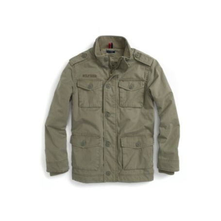 Image for TREKKER COAT from Tommy Hilfiger USA