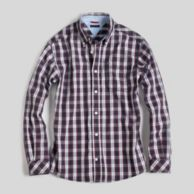 REGGIE PLAID SHIRT $29.99