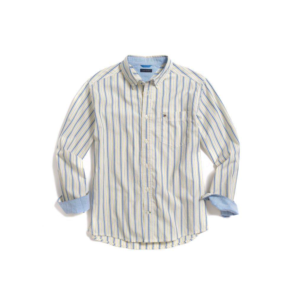 Image for MULTI STRIPE SHIRT from Tommy Hilfiger USA