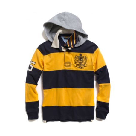 Image for STRIPED RUGBY from Tommy Hilfiger USA