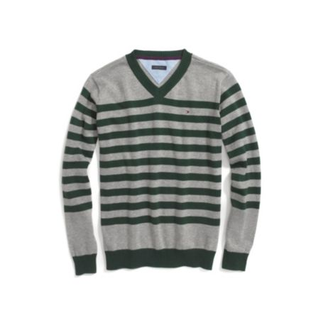 Image for STRIPE SWEATER from Tommy Hilfiger USA