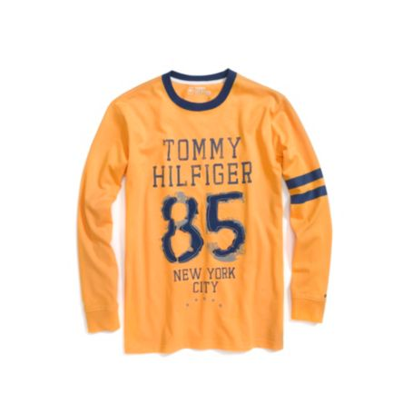 Image for LONG SLEEVE from Tommy Hilfiger USA