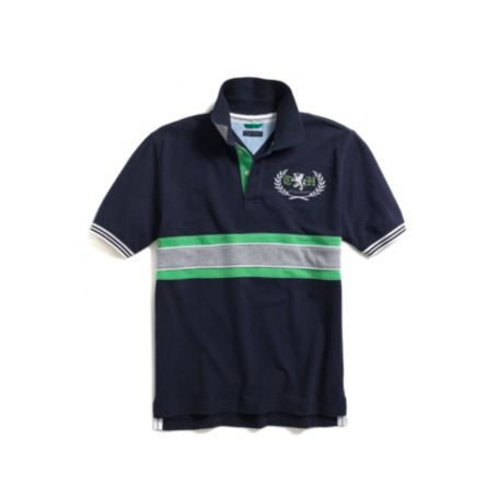 Image for HILFIGER CREST POLO from Tommy Hilfiger USA