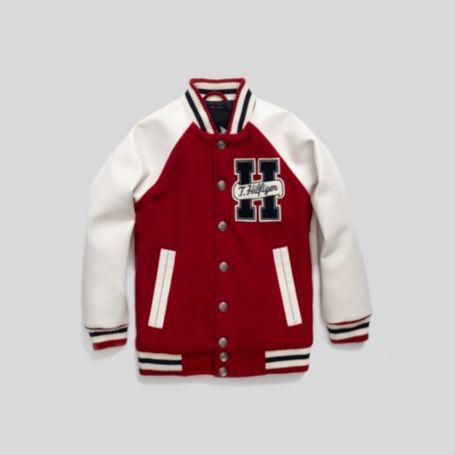Image for AMERICAN PREP JACKET from Tommy Hilfiger USA