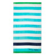 CABANA STRIPE BEACH TOWEL $19.99