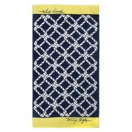 GEO KNOT BEACH TOWEL $19.99