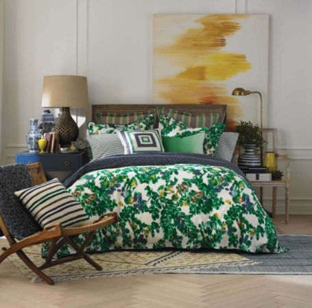 Image for SANTA BARBARA VILLA GARDENS DUVET SET from Tommy Hilfiger USA