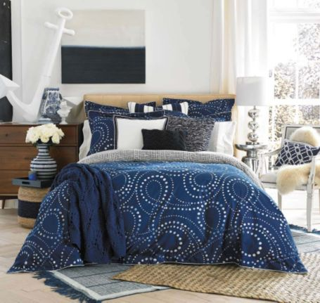 Image for CALIFORNIA DOT COMFORTER SET from Tommy Hilfiger USA