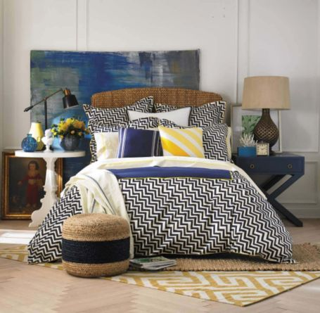 Image for SIERRA AZUL DUVET SET from Tommy Hilfiger USA
