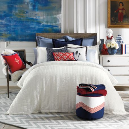 Image for CLASSIC SEERSUCKER COMFORTER from Tommy Hilfiger USA