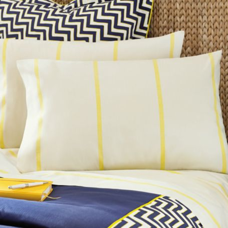 Image for HIGH SIERRA STRIPE SHEET SET from Tommy Hilfiger USA