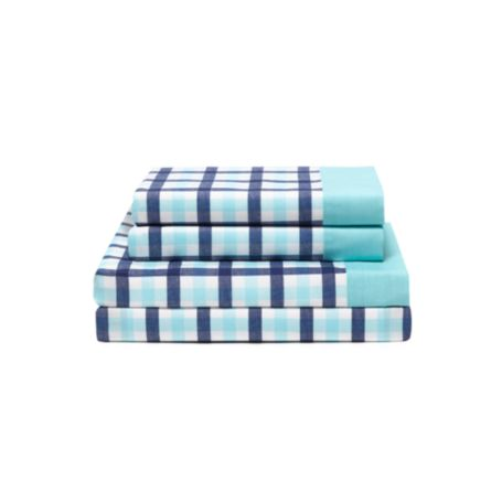 Image for PALM SPRINGS GINGHAM SHEET SET from Tommy Hilfiger USA
