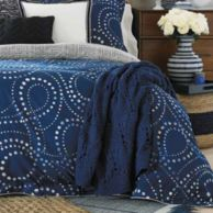 BAR HARBOR DECORATIVE THROW $99.99