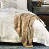 BAR HARBOR DECORATIVE THROW $140.00
