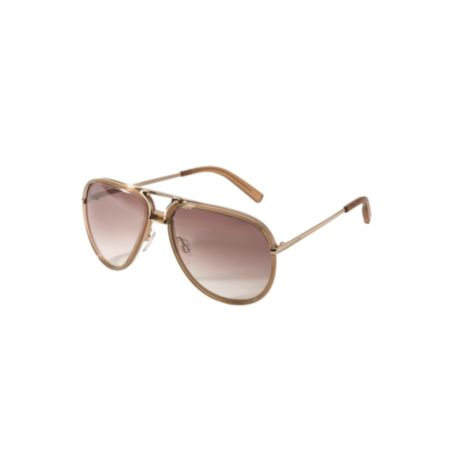 Image for METAL AVIATOR SUNGLASSES from Tommy Hilfiger USA