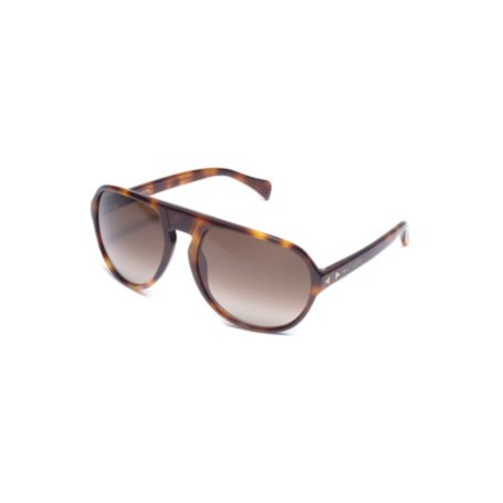 Image for PLASTIC AVIATOR SHIELD SUNGLASSES from Tommy Hilfiger USA
