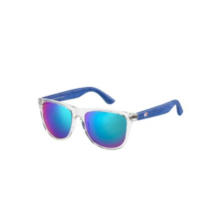 Image for COLORBLOCK SUNGLASSES from Tommy Hilfiger USA