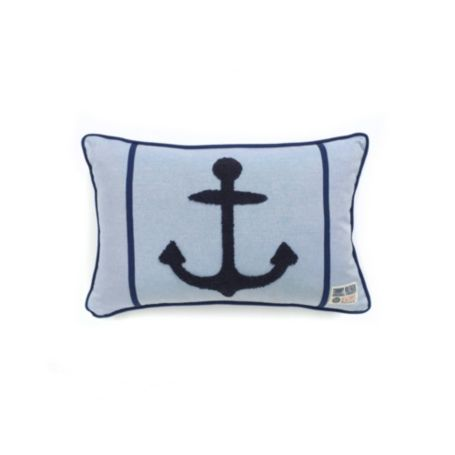 Image for EMBROIDERED ANCHOR PILLOW from Tommy Hilfiger USA