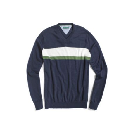 Image for GOLF STRIPE SWEATER from Tommy Hilfiger USA