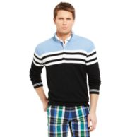 GOLF STRIPE SWEATER $98.00