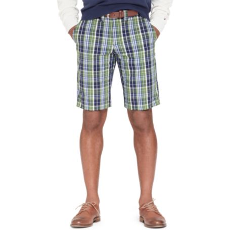Image for GOLF PLAID BERMUDA SHORT from Tommy Hilfiger USA