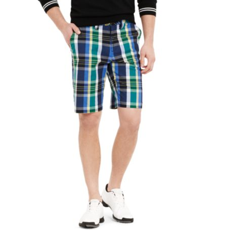 Image for GOLF BERMUDA PLAID SHORT from Tommy Hilfiger USA