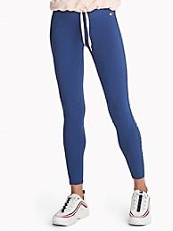 타미 힐피거 Tommy Hilfiger Essential Active Legging,DEEP BLUE