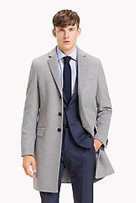 타미 힐피거 이탈리안 울 코트 Tommy Hilfiger Italian Wool Top Coat
