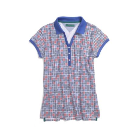 Image for GOLF PRINTED POLO from Tommy Hilfiger USA