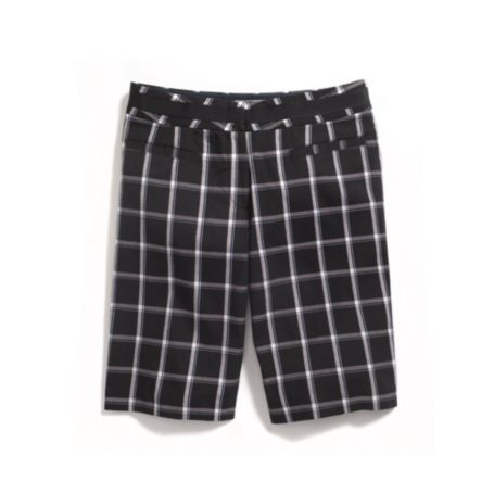 Image for GOLD PLAID ARIELLE SHORT from Tommy Hilfiger USA