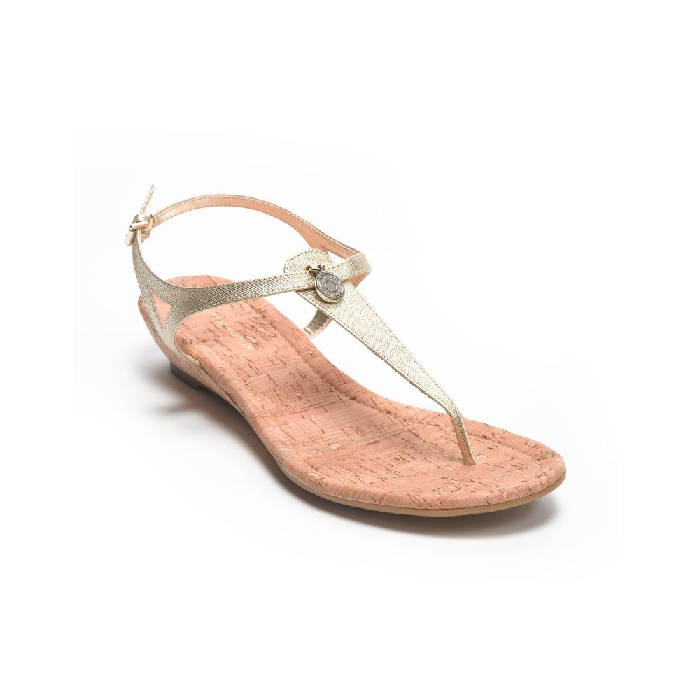 Image for CHARM THONG STRAP SANDAL from Tommy Hilfiger USA