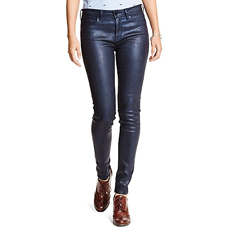 Tommy Hilfiger Rinse Wash Denim Legging - Core Navy