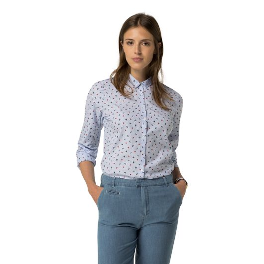 Women's Shirts & Tops | Tommy Hilfiger USA