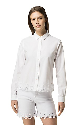 Women's Blouses & Shirts | Tommy Hilfiger USA